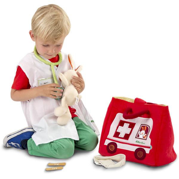 Ambulanza per bambini