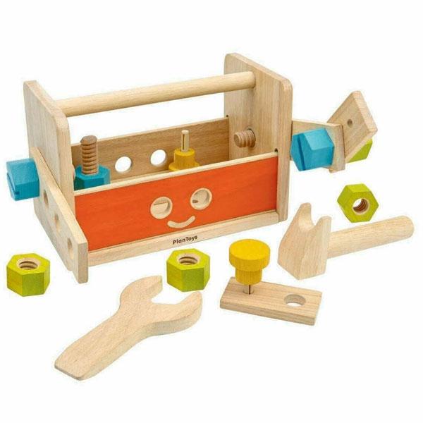 Cassetta degli attrezzi per bambini