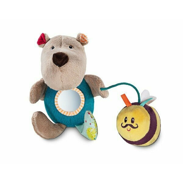 marionetta con sonaglio neonato