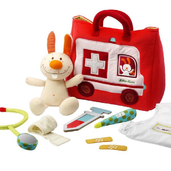 Piccola ambulanza lilliputiens
