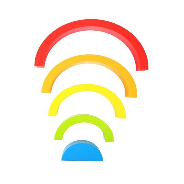 arcobaleno waldorf