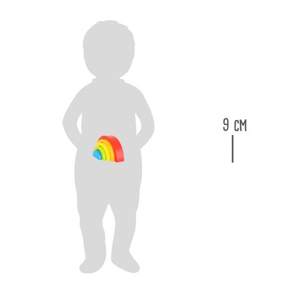 costruzioni arcobaleno steineriano