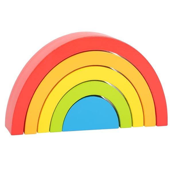 costruzioni arcobaleno waldorf