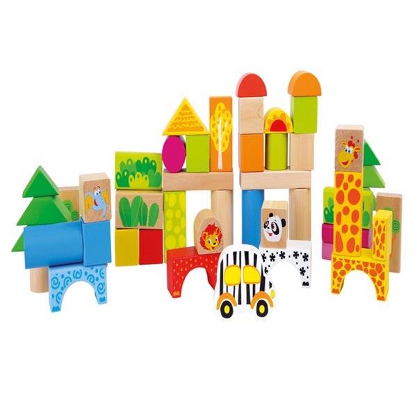 costruzioni zoo in legno