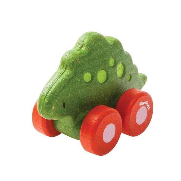 dinosauro con ruote
