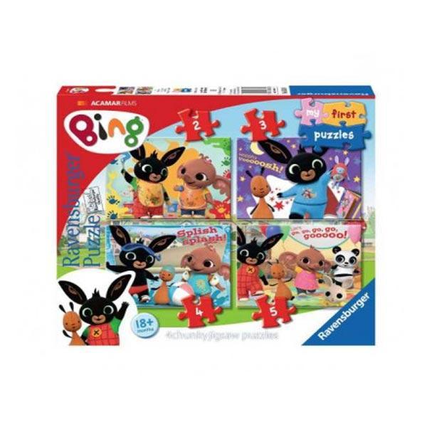 bing primo puzzle 2-3-4-5