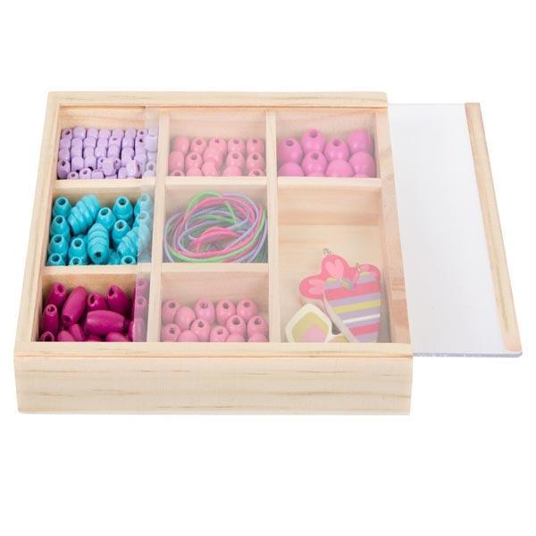 perline colorate per bambini