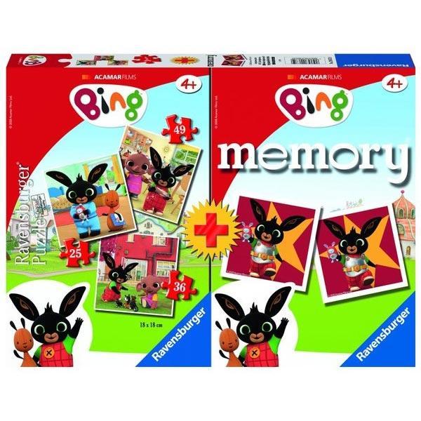 puzzle memory bing