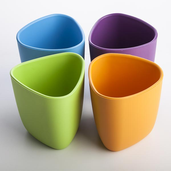 bicchieri colorati ekoala